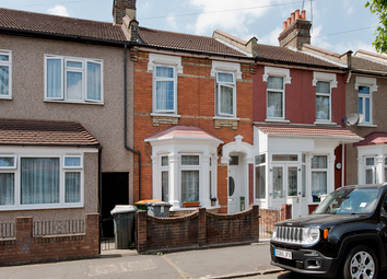Thumbnail 3 bed terraced house for sale in Norfolk Road, East Ham
