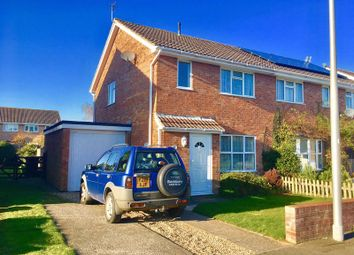 Thumbnail 3 bed semi-detached house to rent in Fairview, Worle, Weston-Super-Mare