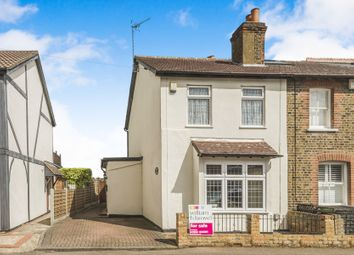Thumbnail 2 bedroom end terrace house for sale in Admirals Walk, Hoddesdon