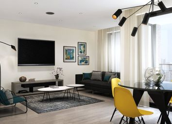 Thumbnail 3 bed flat for sale in Honeywood Heights, Honeywood Road, London