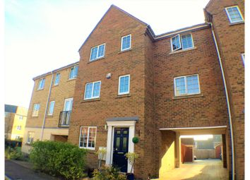 Thumbnail 4 bedroom town house for sale in Bradford Drive, Colchester