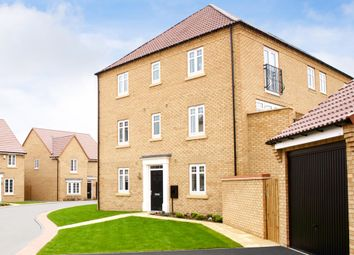 """Thumbnail 3 bedroom end terrace house for sale in """"Atherton"""" at Herten Way, Doncaster"""