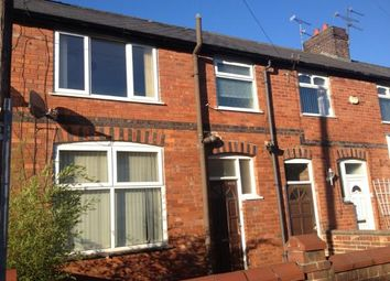 Thumbnail 3 bed terraced house to rent in Baker Street, Alvaston, Derby