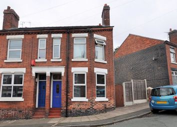 Thumbnail 4 bed terraced house for sale in Dominic Street, Penkhull, Stoke-On-Trent
