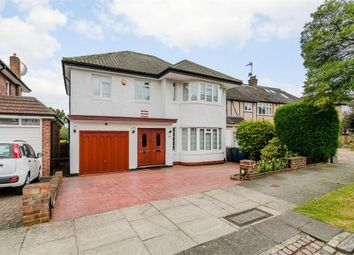Thumbnail 4 bed detached house for sale in St. James Avenue, London