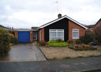 Thumbnail 3 bedroom detached bungalow for sale in Benyon Gardens, Culford, Bury St. Edmunds