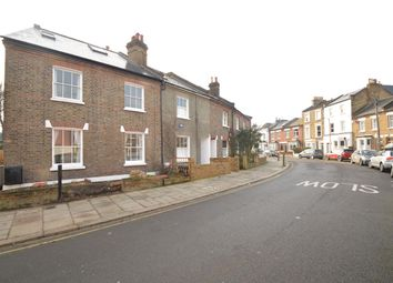 Thumbnail 3 bed end terrace house to rent in Bective Road, London