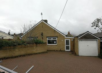 Thumbnail 2 bed detached bungalow for sale in Lechlade Road, Highworth, Swindon