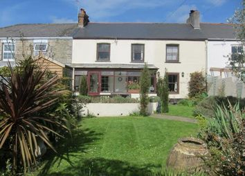 Thumbnail 3 bed terraced house for sale in Mylor Bridge, Falmouth, Cornwall