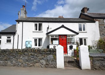 Thumbnail 2 bed end terrace house for sale in Water Street, Llanfair Th