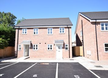 Thumbnail 2 bed semi-detached house for sale in Liswerry Road, Newport