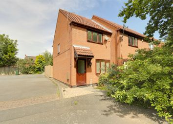 Thumbnail 2 bed town house to rent in Herons Court, West Bridgford, Nottinghamshire