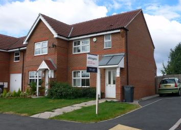 Thumbnail 3 bed terraced house to rent in Bedale Court, Morley, Leeds, West Yorkshire