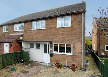 Thumbnail 4 bed semi-detached house for sale in Fox Close, Chipping Norton