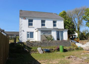 Thumbnail 4 bed detached house for sale in Trethurgy, St. Austell