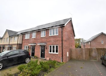 Thumbnail 2 bed semi-detached house for sale in Bective Close, Northampton