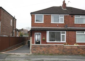 Thumbnail 3 bed semi-detached house for sale in Ridge Crescent, Whitefield, Manchester