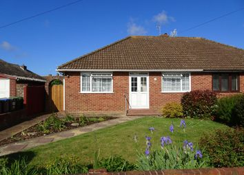 Thumbnail 2 bed semi-detached bungalow for sale in Rusper Road South, Worthing