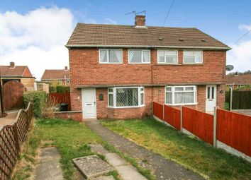 Thumbnail 2 bed semi-detached house for sale in Nesfield Close Newbold, Chesterfield, Derbyshire