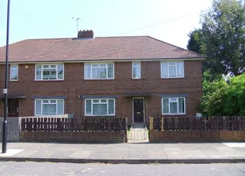 Thumbnail 2 bed semi-detached house to rent in Rushdene Crescent, Northolt