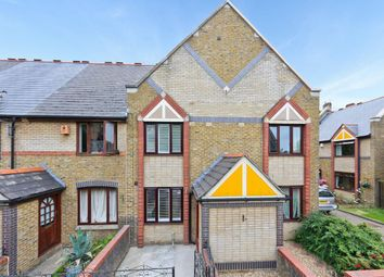 Thumbnail 3 bed terraced house for sale in President Drive, London