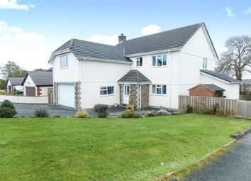 Thumbnail 5 bed detached house for sale in Dorset Park, Boyton, Launceston