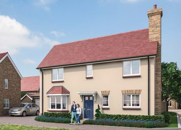 "Thumbnail 4 bed property for sale in ""The Danbury"" at Thalatta Close, Maldon"