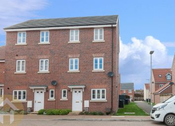 Thumbnail 4 bed end terrace house for sale in Cricketers Close, Royal Wootton Bassett, Swindon