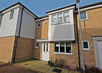 Thumbnail 3 bed terraced house for sale in Invicta Close, Canterbury