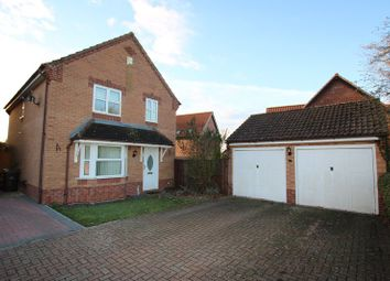 Thumbnail 4 bedroom detached house to rent in Bilberry Close, Attleborough