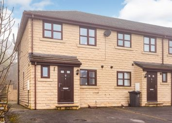 Thumbnail 3 bed mews house for sale in Overthorpe Court, Overthorpe, Dewsbury