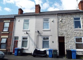 Thumbnail 2 bedroom terraced house for sale in Southwood Street, Derby, Derbyshire
