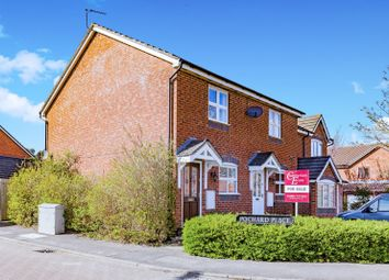 Thumbnail 2 bedroom end terrace house for sale in Tarragon Drive, Oxford