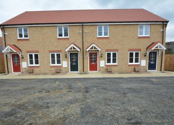 Thumbnail 2 bed end terrace house for sale in Cornflower Close, Peterborough