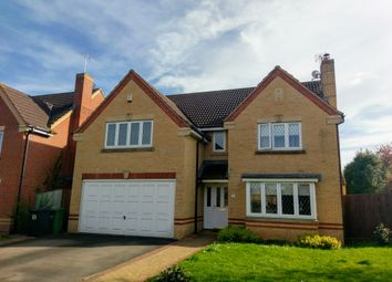 Thumbnail 4 bed detached house to rent in Applin Green, Bristol