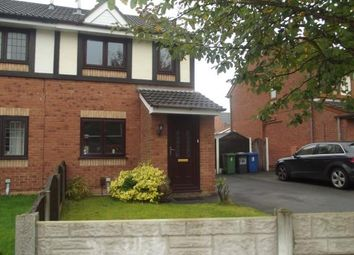 Thumbnail 2 bed semi-detached house for sale in Malpas Avenue, Whelley, Wigan, Greater Manchester