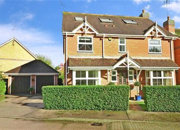 Thumbnail 5 bed detached house for sale in Nyes Lane, Southwater, Horsham, West Sussex
