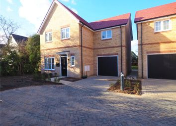 Thumbnail 3 bed detached house for sale in Bassingbourn Reach, Bassingbourn, Royston, Cambridgeshire