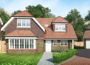 Thumbnail 3 bed detached bungalow for sale in The Hindhead At Valeside Keep, Valebridge Road, Burgess Hill, West Sussex