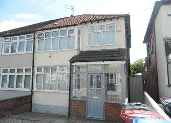 Thumbnail 3 bed semi-detached house to rent in Regent Avenue, Liverpool, Merseyside