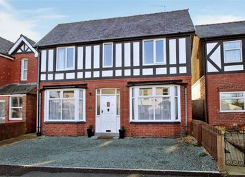 Thumbnail 3 bed detached house for sale in Coppice Drive, Oswestry