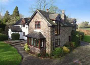 Thumbnail 4 bed detached house for sale in Cresswell Road, Hilderstone, Stone