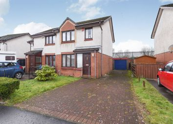 Thumbnail 3 bed semi-detached house for sale in Monar Street, Glasgow
