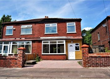 Thumbnail 3 bed semi-detached house to rent in Sandhutton Street, Manchester