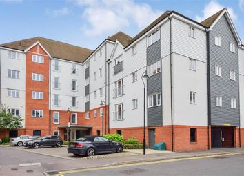 Thumbnail 2 bed flat for sale in Westwood Drive, Canterbury, Kent