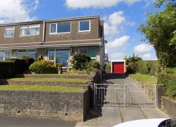 3 bed semi-detached house for sale in Hendre Road, Pencoed, Bridgend. CF35