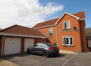 Thumbnail 4 bed detached house for sale in The Bramleys, Portishead, Bristol