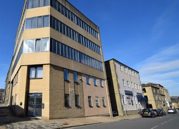 Thumbnail 1 bed flat to rent in The Old Courier House, Kings Cross Street, Halifax