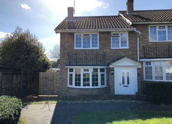 Thumbnail 3 bedroom end terrace house to rent in West View, Uckfield