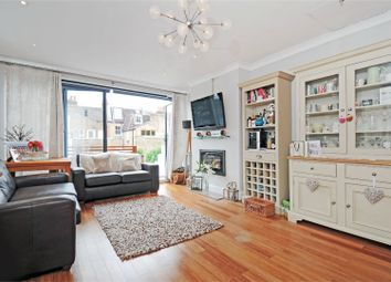 Thumbnail 3 bed flat to rent in Mantilla Road, London